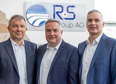 Neue Struktur, neue Ausrichtung: Das ist die R+S Group AG der Zukunft
